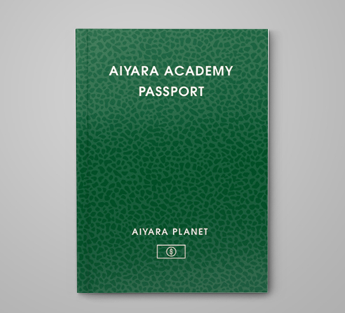 AICADEMY PASSPORT