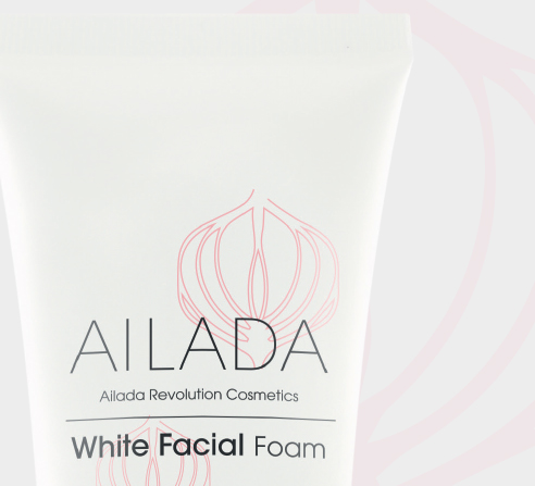 WHITE FACIAL FOAM