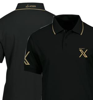 เสื้อโปโล X