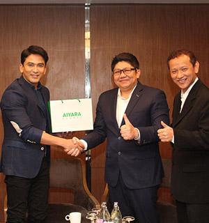 (Thai) ไอยรา แพลนเน็ต ตอกย้ำแบรนด์ Aimmura