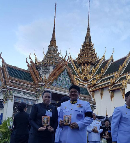 (Thai) ร่วมเป็นเจ้าภาพบำเพ็ญกุศล