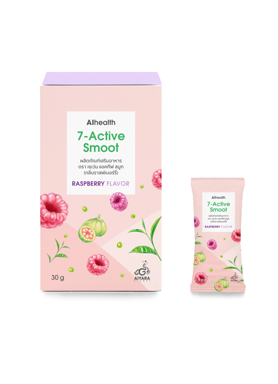 7-Active Smoot Raspberry