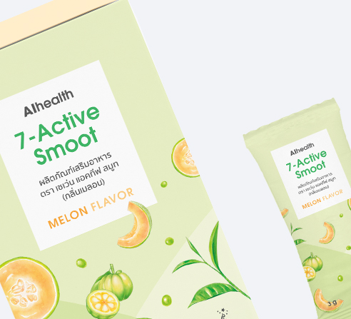7-Active Smoot Melon