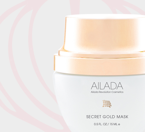 Ailada Secret Gold Mask