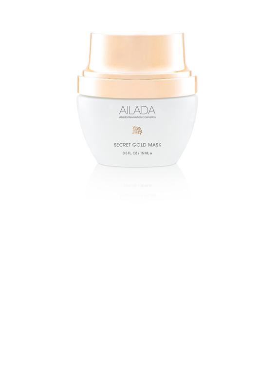 Ailada Secret Gold Mask