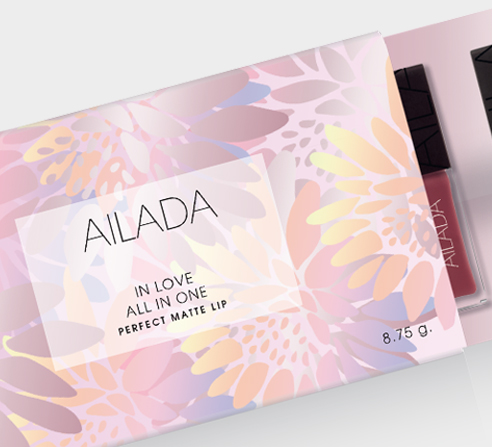 Ailada In Love All in One Perfect Matte Lip