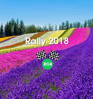 (Thai) รายชื่อ Rally 2018 ท่องเที่ยวฮอกไกโด