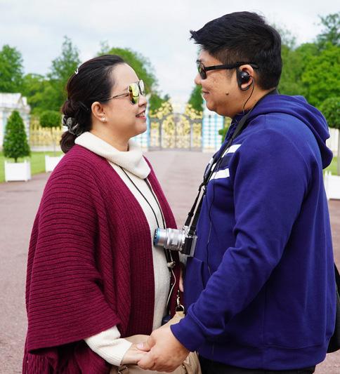 (Thai) ไอยรานำนักธุรกิจกว่า 70 ชีวิต เที่ยวรัสเซีย 8 วัน 5 คืน