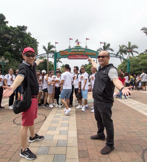 (Thai) ไอยราตะลุยฮ่องกงดิสนีย์แลนด์ (กรุ๊ปกัมพูชา)