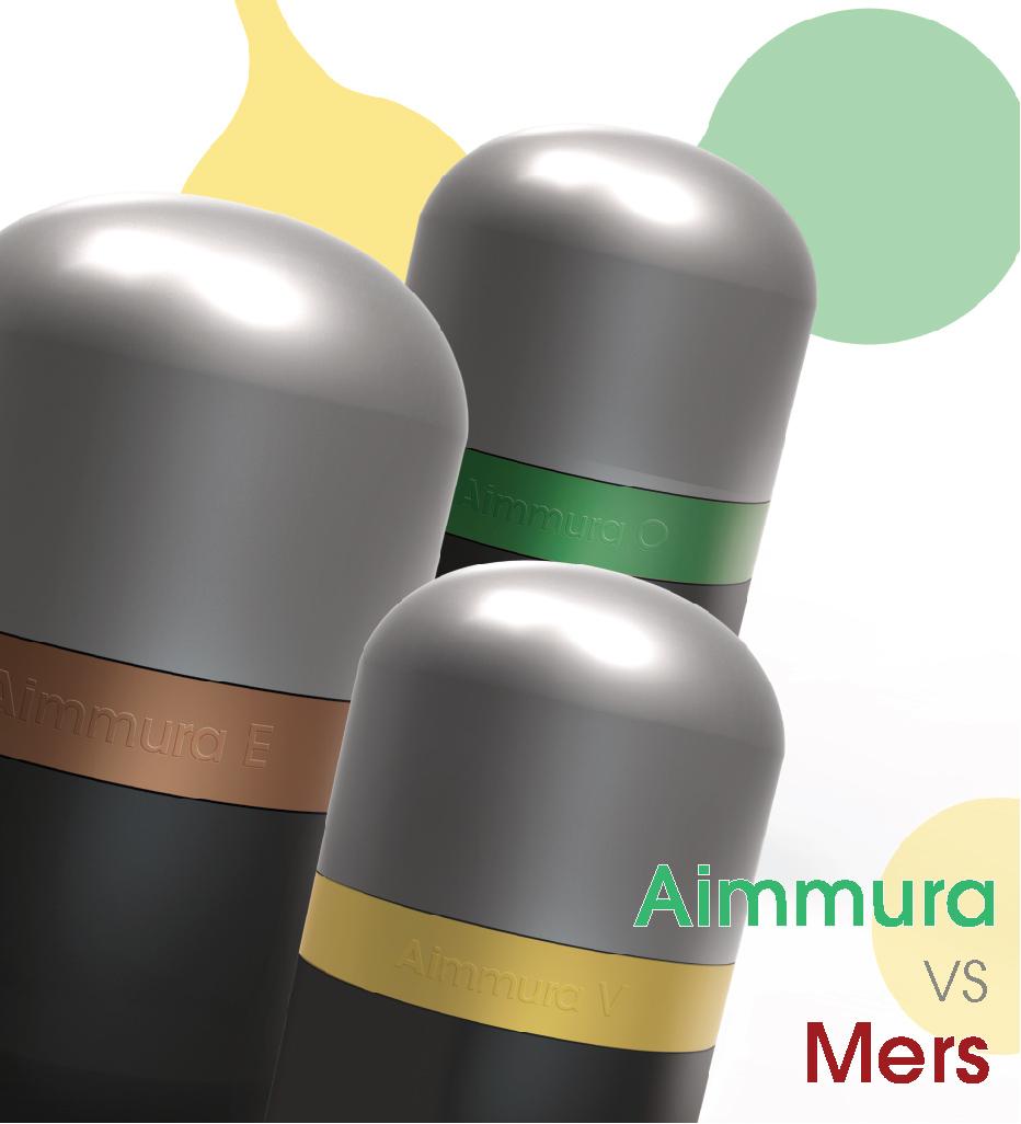 AIMMURA VS Mers