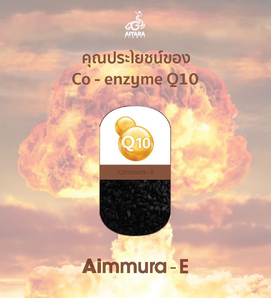 (Thai) คุณประโยชน์ของ Coenzyme Q 10
