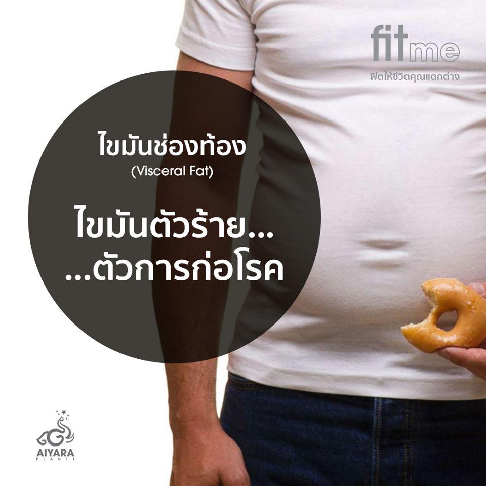 (Thai) Visceral Fat …ไขมันร้าย ตัวการก่อโรค