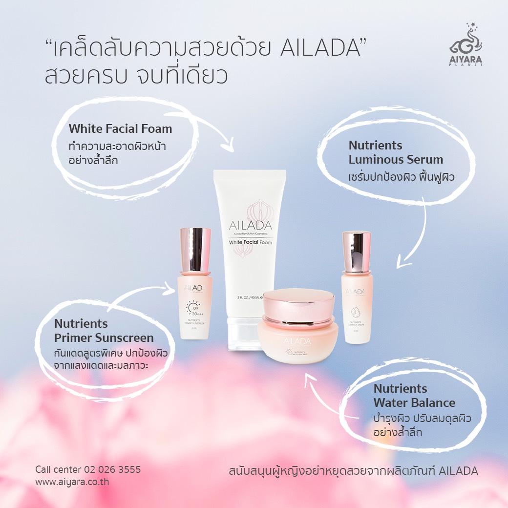(Thai) เคล็ดลับความสวยด้วย AILADA