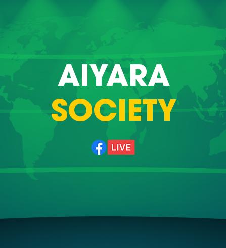 ตารางออกอากาศ AIYARA SOCIETY